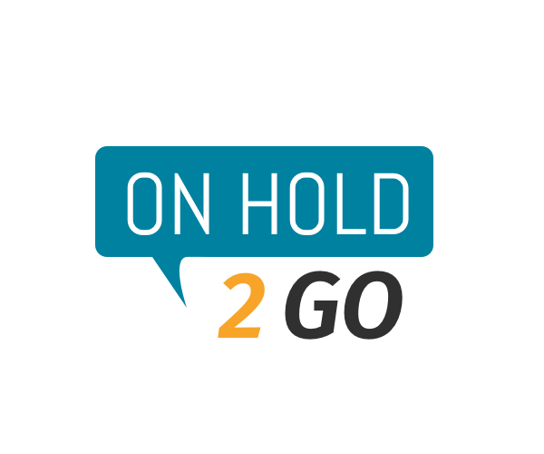 On Hold 2 Go Logo